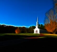 Martha and Mary Chapel by NewSipapu