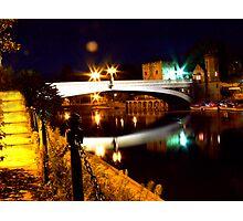Lendal Bridge - York Photographic Print