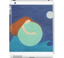 Mother Earth: Sea, Sky, Moon and Stars iPad Case/Skin