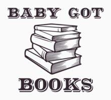 Baby Got Books by TheShirtYurt