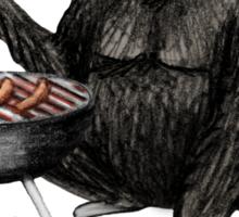 Grilla Sticker