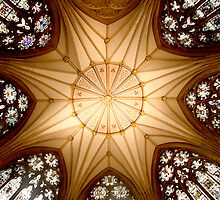 Chapel Ceiling by Stormswept