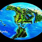 Western Hemisphere..............*The Americas* by WhiteDove Studio kj gordon