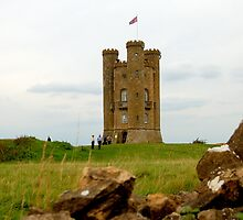 Broadway Tower Cotswolds by Steve Humby