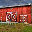Red Barn by BigD
