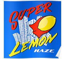 Super Lemon Haze! Poster