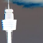 Tower in the Clouds by steviebuk