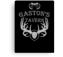 Gaston's Tavern Canvas Print