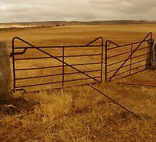 photoj S.A.,  'Golden Gates To The Past' by photoj