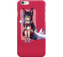Ahri - League of legends iPhone Case/Skin