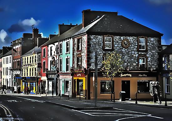 Main Street, Listowel. by A90Six