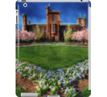 Smithsonian Castle Garden iPad Case/Skin