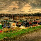 Boats by m4rtys