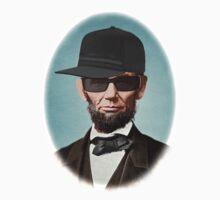 Abe Lincoln Original Gangsta' by Thund3rfist