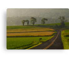 Take Me Home Country Roads Canvas Print