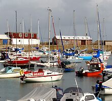 "UK: ""Penzance Harbour 3"", Cornwall by Kelly Sutherland"