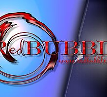 Redbubble logo 3 by Jeff Harris