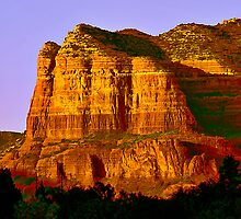 Sedona Red Rock Canyon by Betterphotoart