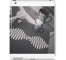 Disney mugs and music iPad Case/Skin
