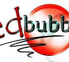 redbubble logo by Tracy Deptuck