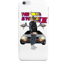 Fabolous Back To The Future III iPhone Case/Skin