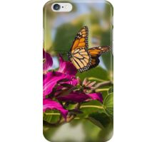 First monarch of 2015! iPhone Case/Skin