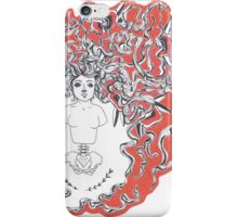 Girl and Spine, Pt. 2 iPhone Case/Skin