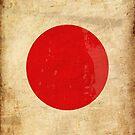 Japanese Flag — World Flag Series by marcodeobaldia