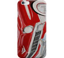 Chrome King, 1956 Chevy Bel Air iPhone Case/Skin