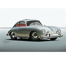 1956 Porsche 356 Photographic Print