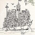 Port Charles by James Peele