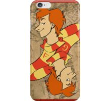 Fred and George Playing Card iPhone Case/Skin