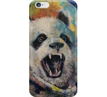 Space Panda iPhone Case/Skin
