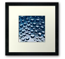 Liquid State. Framed Print