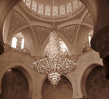 Sheikh Zayed Grand Mosque 2 by John Douglas