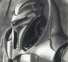 Introspection of a Cylon by Tait Avent