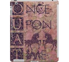 Once Upon a Time (OUAT) - Royal Magenta Evil Regal Unicorn Horse Equine iPad Case/Skin