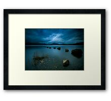 Loch Lomond Twilight Framed Print