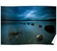 Loch Lomond Twilight Poster