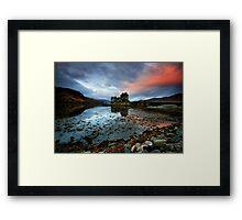Eilean Donan Sunrise Framed Print
