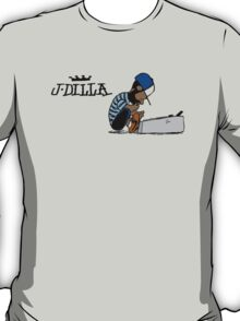 J DILLA CHARLIE BROWN T-Shirt
