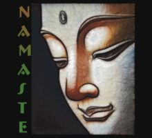 Namaste by Mundy Hackett
