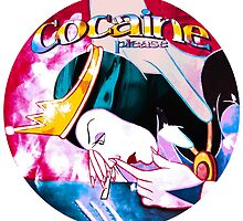 Cocaine Please Evil Queen by emalakaite