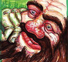 sketch FERAL by Sam Dantone