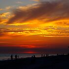 Sunset on Sanibel Island by Karen Checca