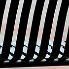 *Bench Abstract* by Darlene Lankford Honeycutt