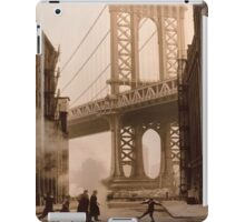 Once Upon a Time in America iPad Case/Skin
