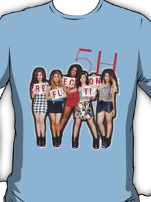 Fifth Harmony Reflection Tour Merch T-Shirt