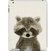 little raccoon iPad Case/Skin