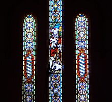 sanctuary window st john's by Jan Stead JEMproductions
